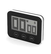 Touchscreen knappar Svart