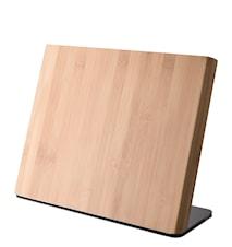 Knivstativ Bambustræ Magnet