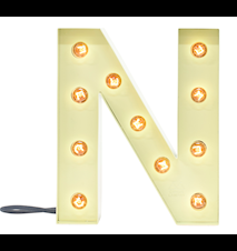 Cirkuslampan Stor - N