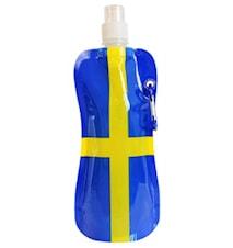 Sammenleggbar vannflaske, Sverige