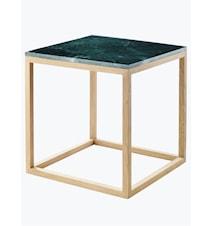 Kristina dam marmor sidobord - Grön