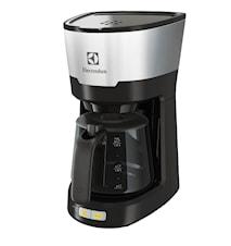 Creative Kaffebryggare Rostfritt Stål/Svart