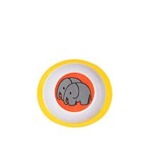 Børneskål Zoo Elefant Ø16 cm