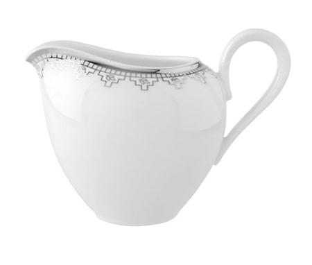 Villeroy & Boch White Lace Maitokannu 6 hlö 0,21l
