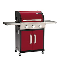 Triton PTS 3.0 Gasolgrill Bordeaux