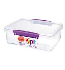 Klip it 2L Rectangular Accents