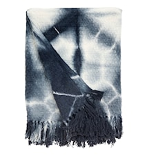 Filt 125x175 cm - Mörkblå