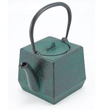 Tekanna Chiba, grön, 0,75 l