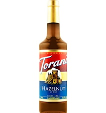Hazelnut syrup 375ml