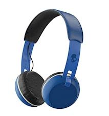 Grind Blå On-Ear Trådlös Mic