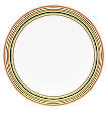 Origo Tallerken 26 cm oransje