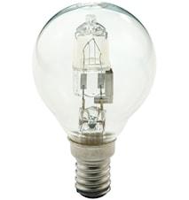 Halogen Klotlampa E14, 30W (40W) 405lm