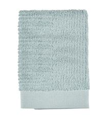 Handduk Classic Grå/Grön 70x50 cm