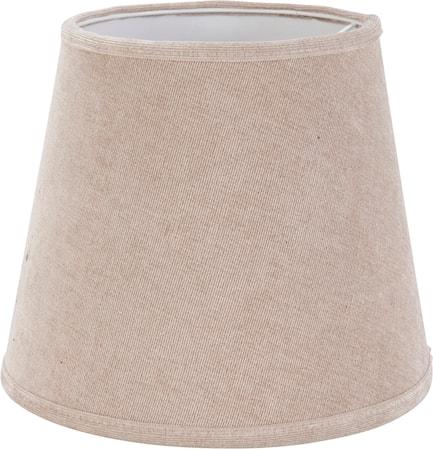 Bild av PR Home Queen Lampskärm Sammet Beige 10 cm