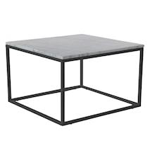 Accent sofabord - kvadrat - 75x75