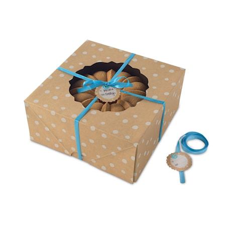 Nordic Ware Lahjapaketti kakulle 2-pack