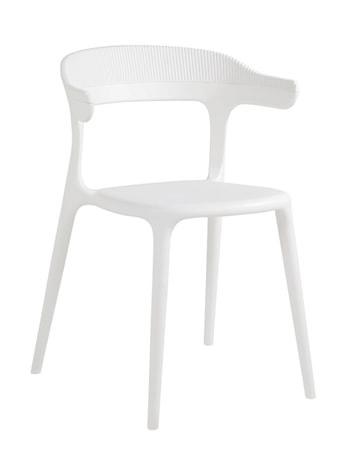 MUUBS Muubs Luna Stripe stol - vit