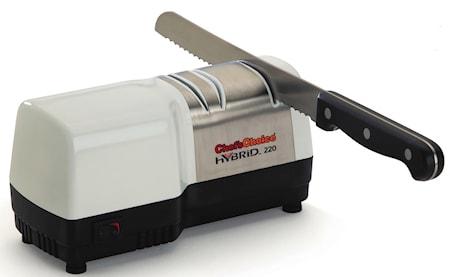 Diamond Hone Hybrid CC220 Knivslip 2 steg elektrisk/manuell