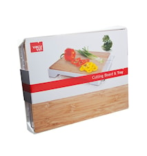 Cutting Board & Tray Bamboo