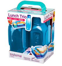 Lunch 2016 Lunch 3 Pack Box Set