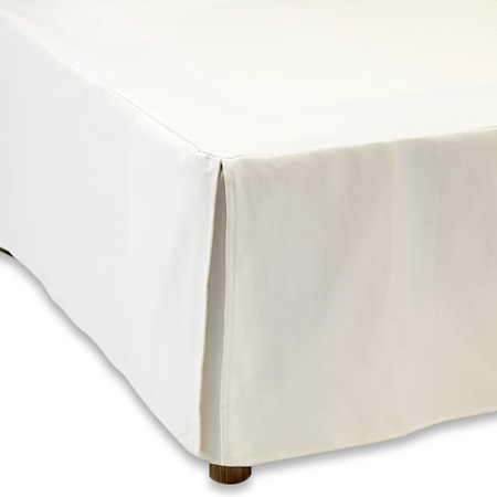 Mille Notti Napoli sängkappa off-white - 105x220x42