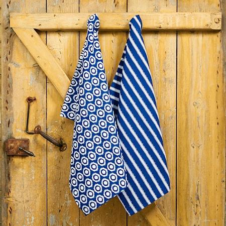 Bercato Kökshanddukar Dot & Stripe 2 pack