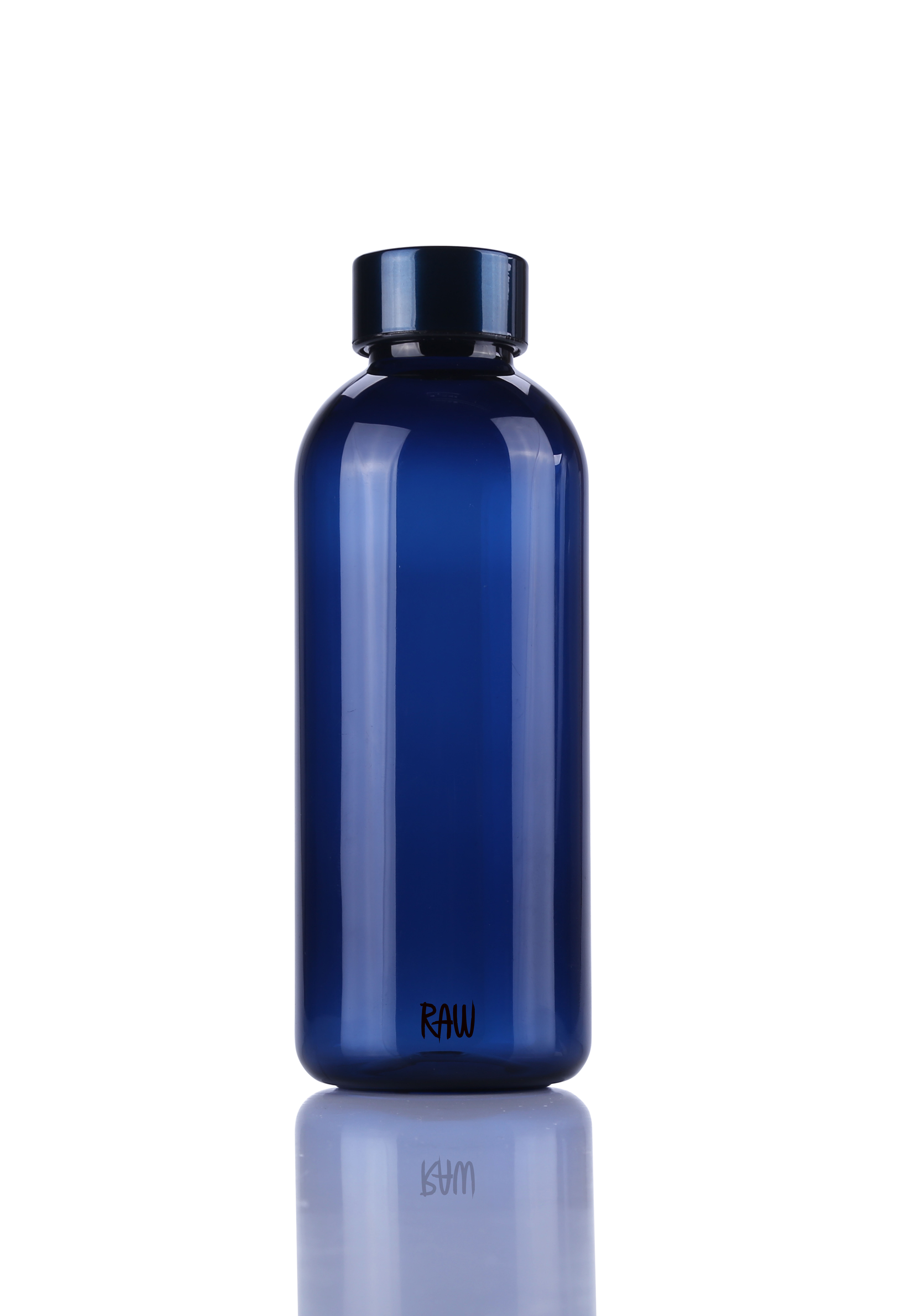 Raw Vattenflaska Blå 0,65 l
