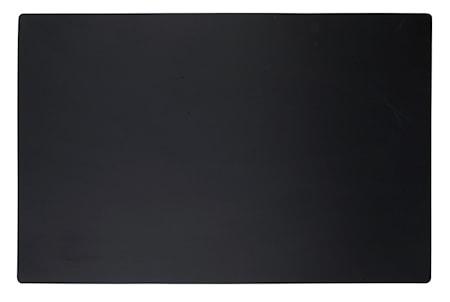 Tablett Svart 44x28,5 cm