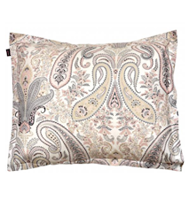 Key West Paisley Putetrekk 50x60 Light Pink