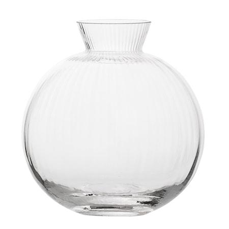 Bild av Bloomingville Vas Klar Glas 11x11,5cm