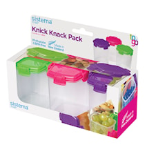 Knick Knack Pack  Medium