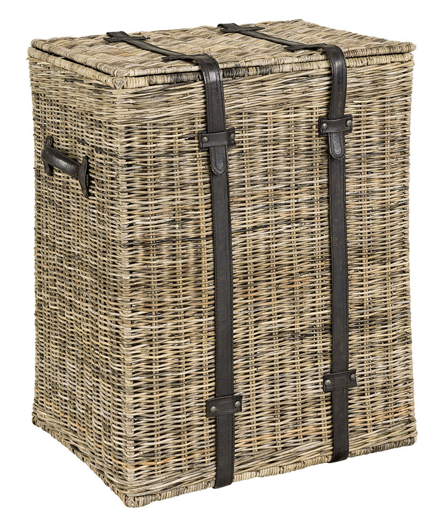 Laundry Basket - Grey Lacak
