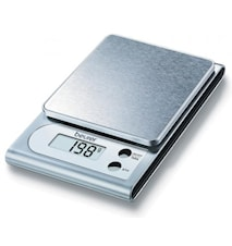Våg Rostfritt Stål 3 kg/1 g