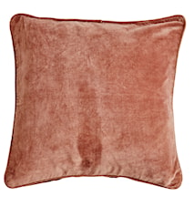 Velvet Cushion Cover Kuddfodral - Caramel