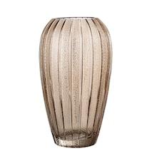 Vas Brown Glass Ø15x25 cm