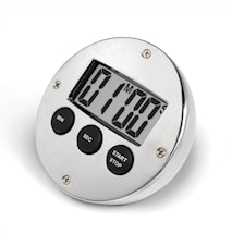 Timer stor display, Aluminium