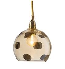 Rowan dots fönsterlampa