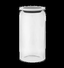 GOODIES förvaringsburk med lock, glas - 1,5 L