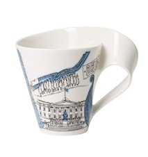 Cities of the World Mug Mugg 0,35l-Oslo