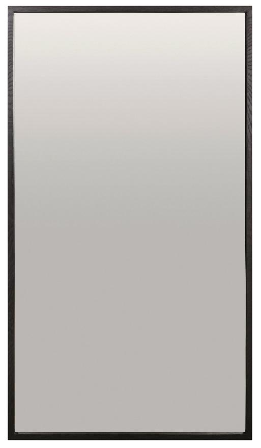 Box Spegel - svart