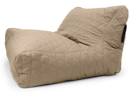 Sofa lounge quilted nordic sittsäck