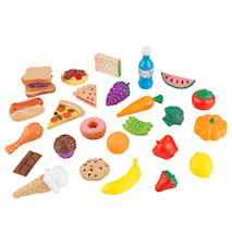 Leksaker Mat Barn 30 Delar