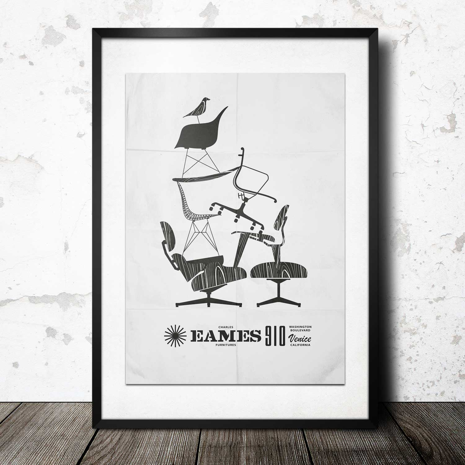 charles eames poster