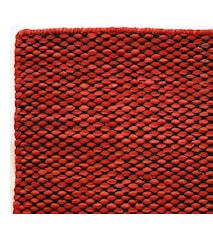 Tuva matta – Röd
