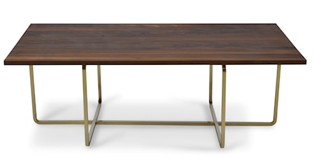 Bild av OX DENMARQ Ninety Table XL wood soffbord