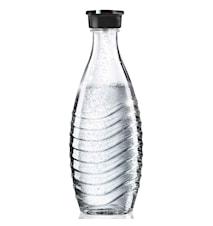 Glass bottle Crystal Penguin