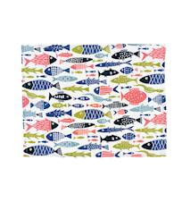 Fish dækkeserviet
