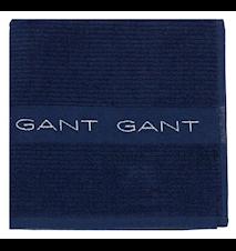 Rib Håndkle 50X70 Yankee Blue
