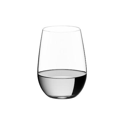 Riedel The O Wine Tumbler, Riesling/Sauvignon Blanc, 2-pack thumbnail