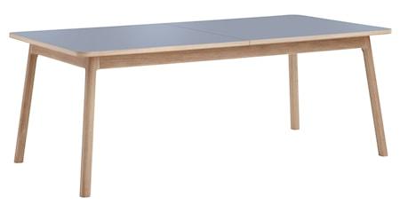 Bild av CASØ Furniture CASØ 700 matbord – Grå/ek